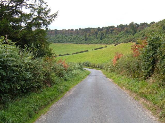 Minor Road, Troutsdale Moor