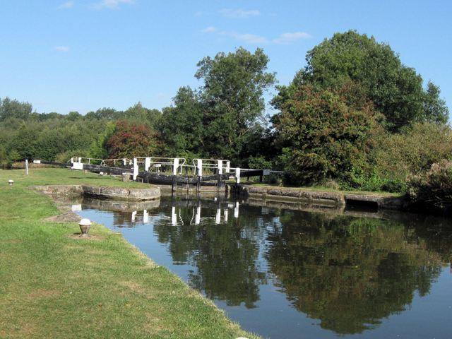 Grand Union Canal – Seabrook Top Lock No 36