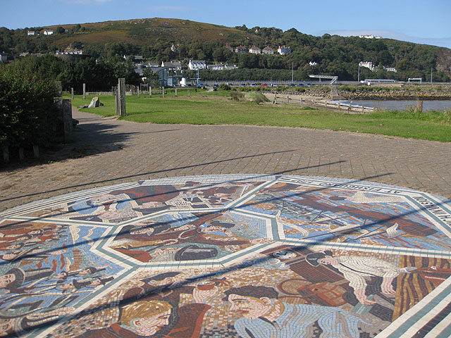 Children's play area, Wdig/Goodwick