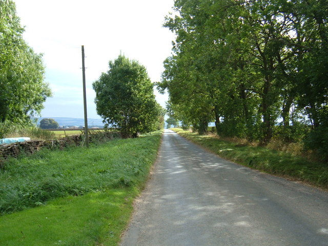 Minor Road Towards Snainton