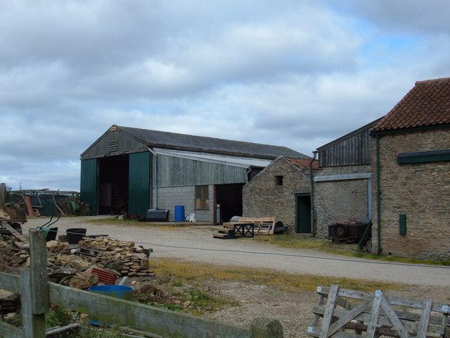 Mile Bush Farm