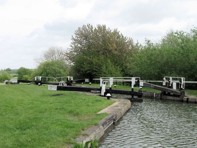 Grand Union Canal – Marsworth Top Lock No 38