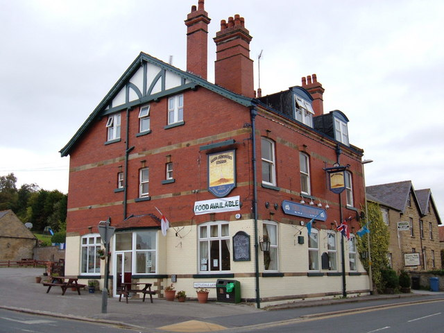 The Peacock Hotel, Snainton