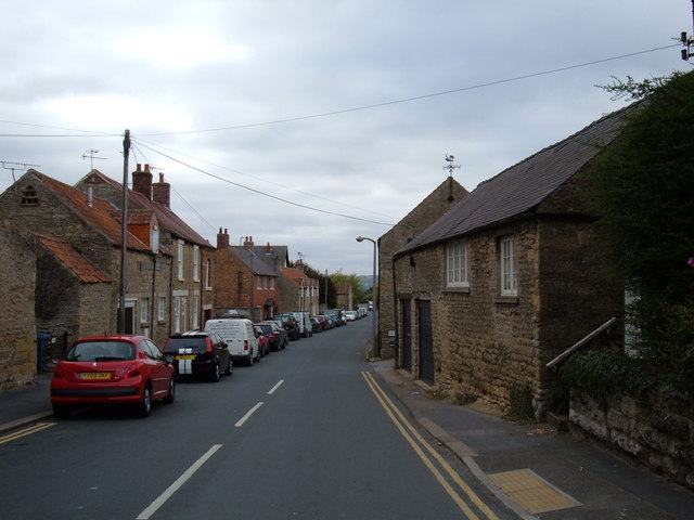 Station Road, Snainton