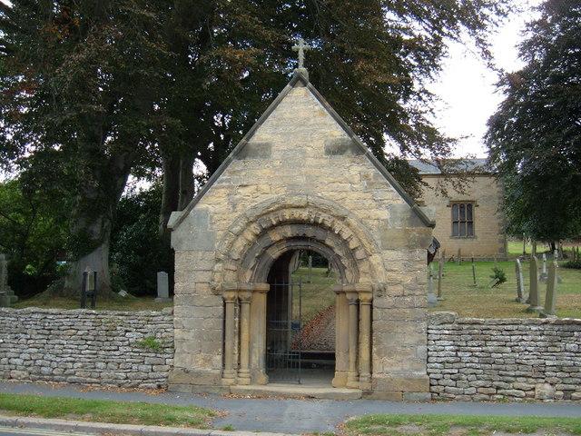 Lych Gate, St Stephen's Church
