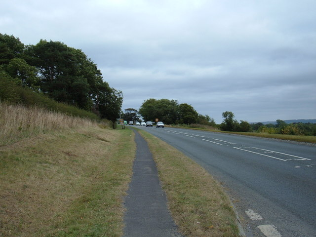 A170 towards Scarborough