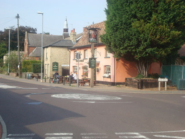 The Kings Head public house, Sawston
