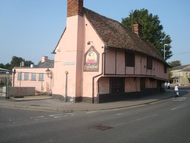 The Queens Head public house, Sawston