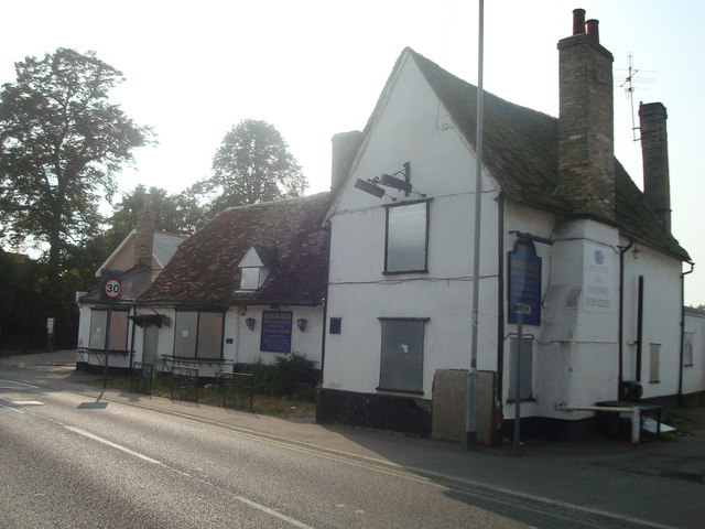 Former pub / restaurant, Sawston