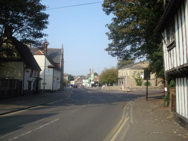 High Street, Sawston