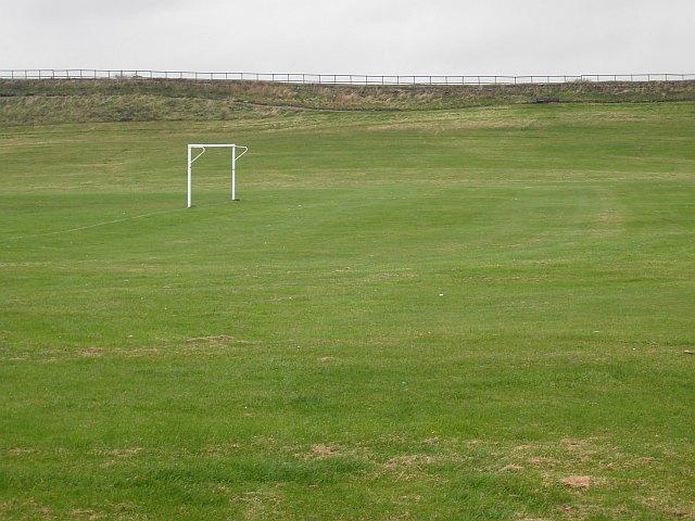 Goal posts, Victoria Park