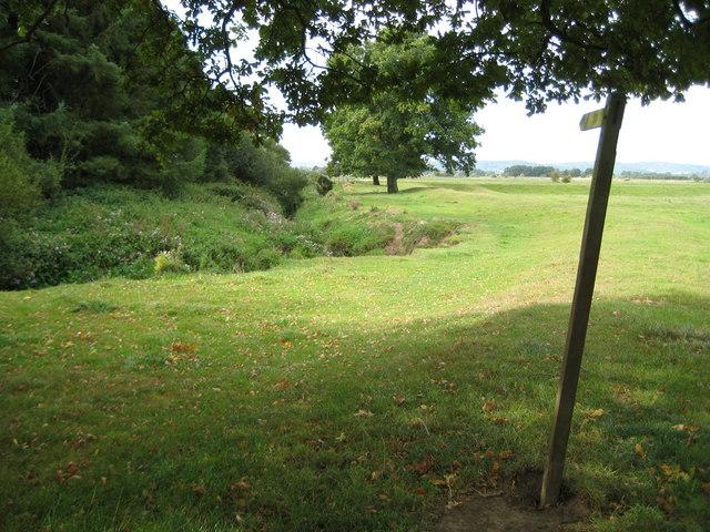 River Stor near Marehill