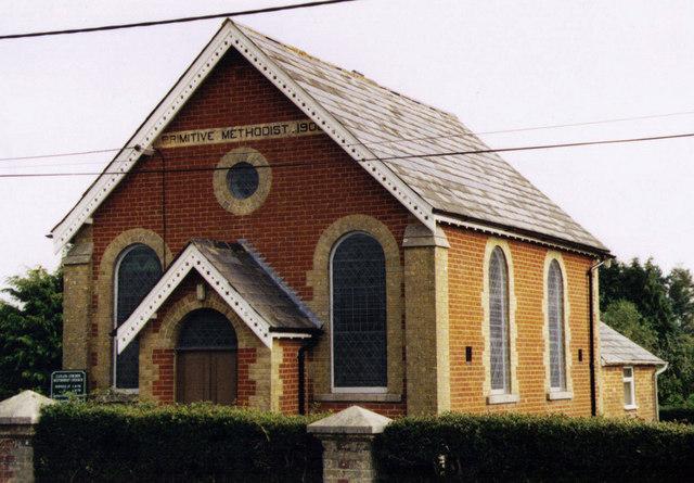 Canada Common Methodist  Chapel