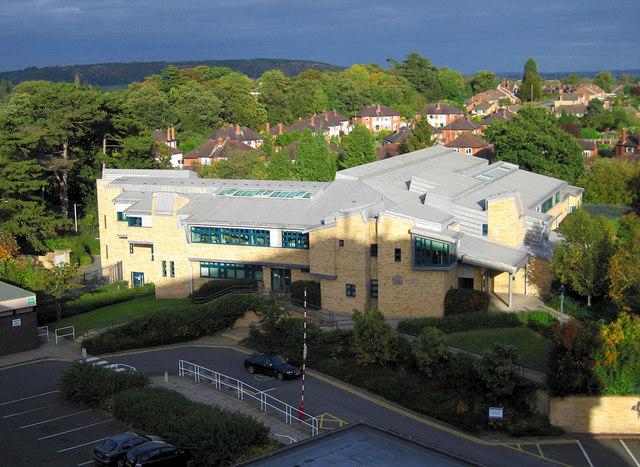 Magistrates' Court, Shrewsbury
