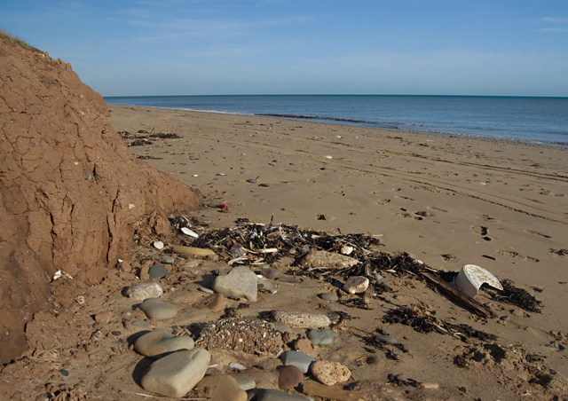 Tunstall beach