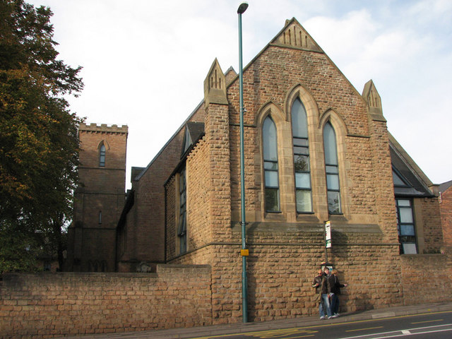 Hyson Green: St Paul's Church