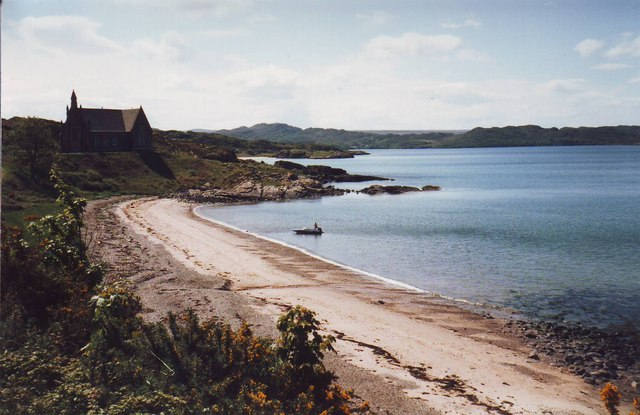 Beach south of Gairloch