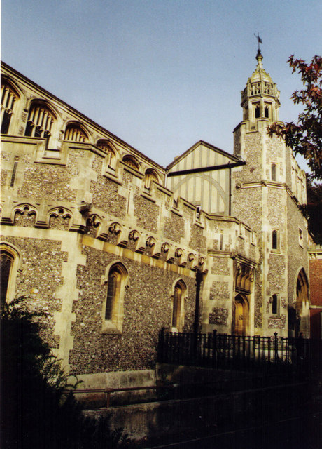 Abbey United Reformed Chapel, Romsey