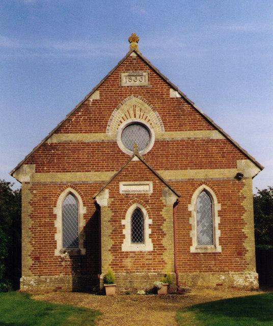 West Wellow Methodist Chapel
