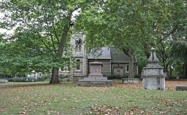 St Pancras (Old Church), London NW1