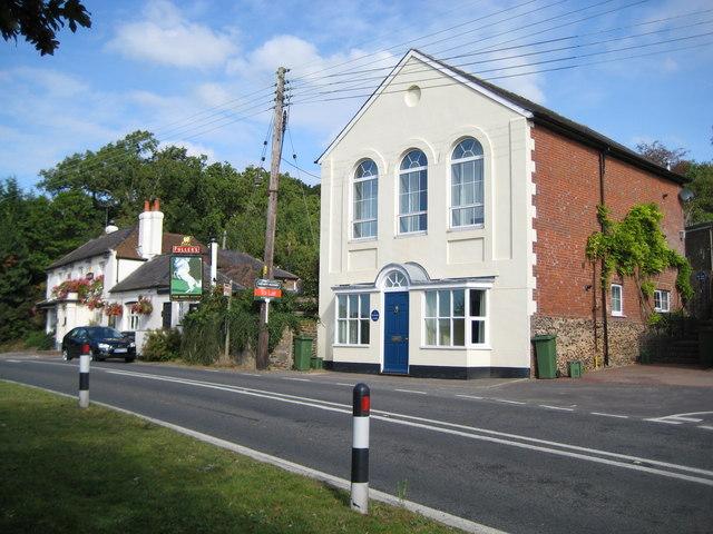 Marehill: Former Providence Chapel
