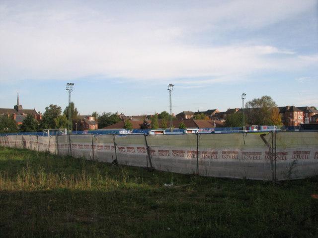 Radford Football Ground
