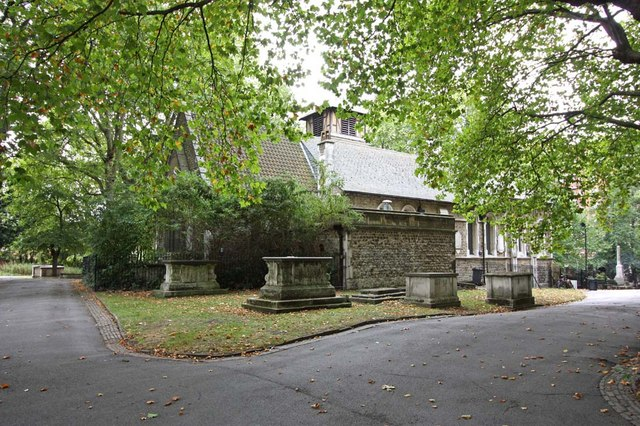 St Pancras (Old Church), London NW1