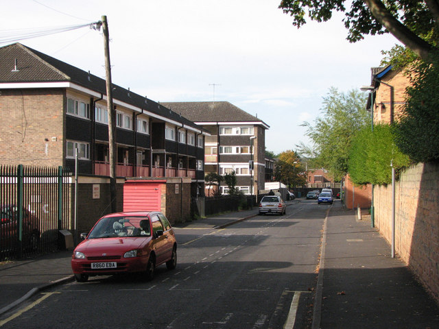 Pleasant Court, Hyson Green