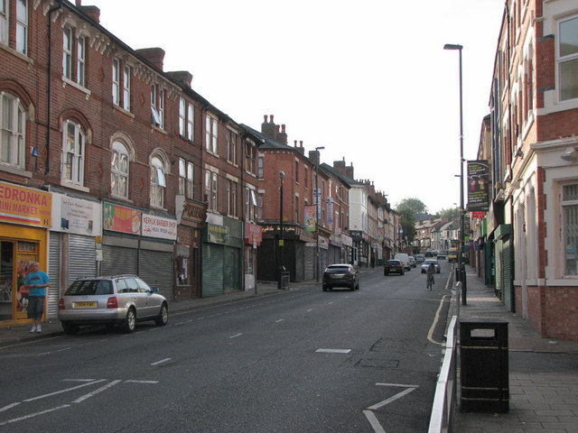 Radford Road, Hyson Green