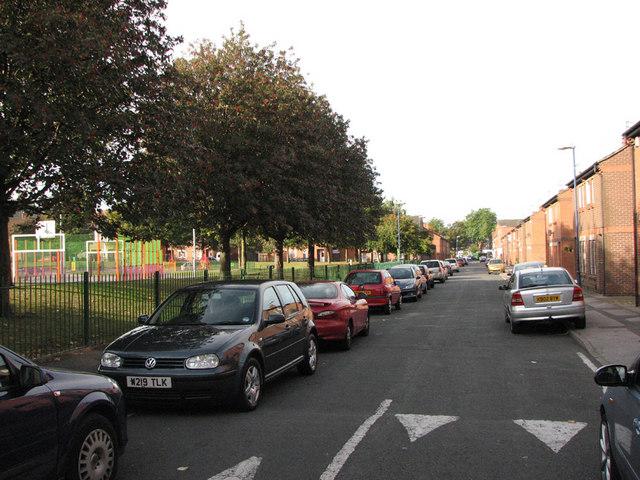 Bridlington Street