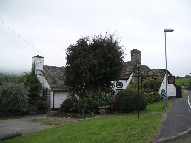 Llowes: the Radnor Arms