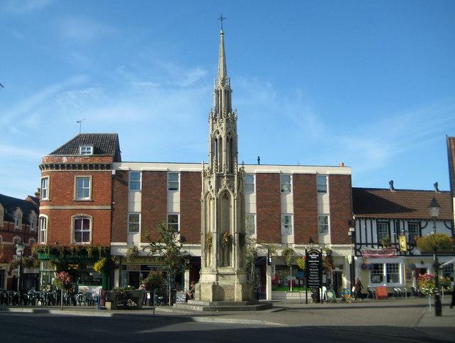 Market Place - Glastonbury