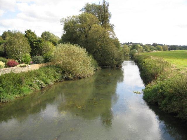 River Arun from Pulborough Bridge