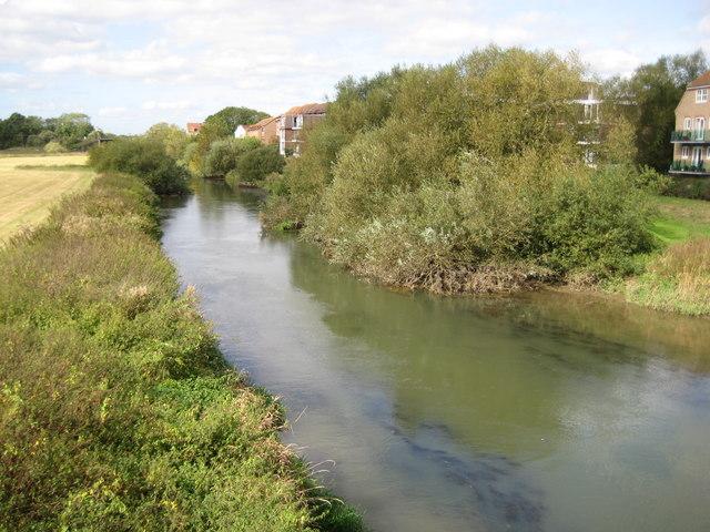 River Arun from Swan Bridge