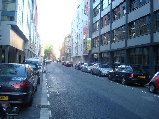 Marsh Street, Bristol