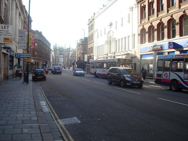 Baldwin Street, Bristol