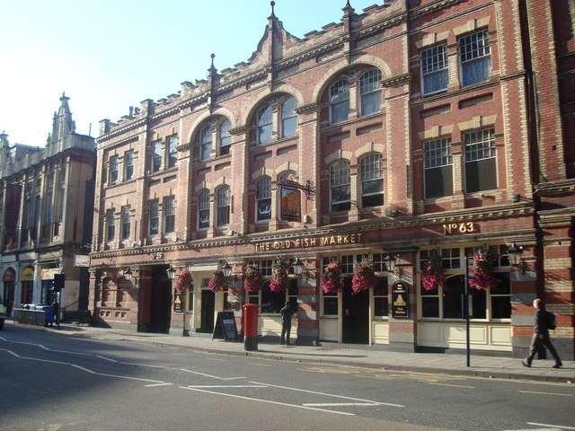 The Old Fish Market public house, Bristol