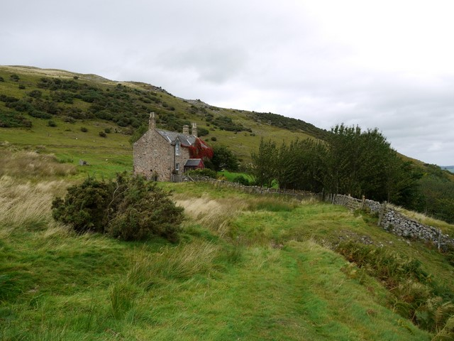 Shepherd's House, Gleadscleugh