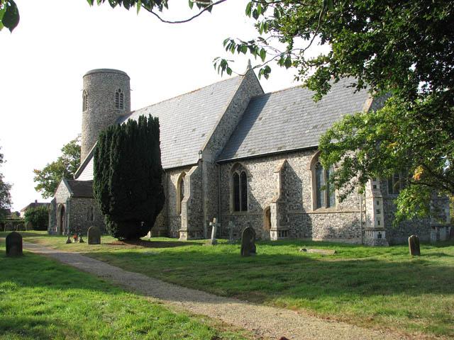 St John the Baptist's church