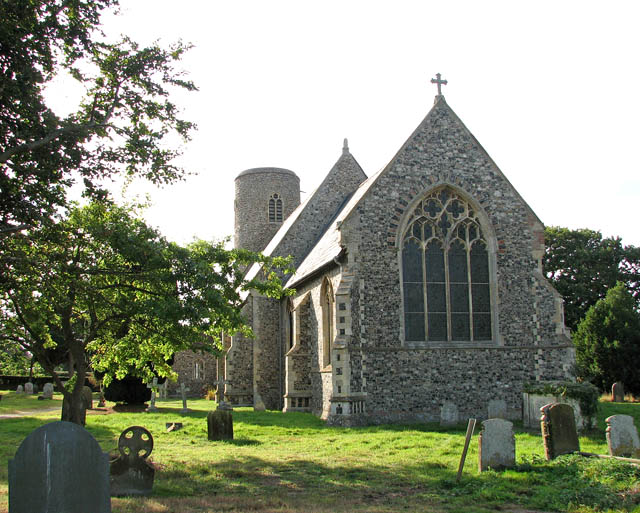 St John the Baptist's church