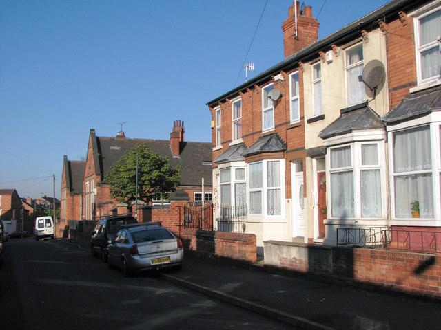 Brushfield Street and Berridge Road Infants' School building