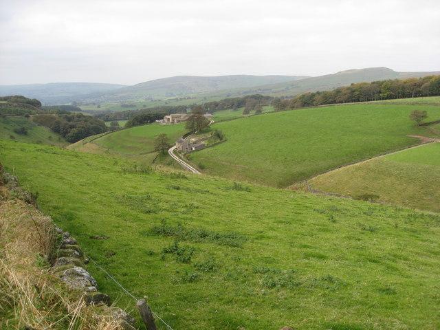 View of Bettfield Farm