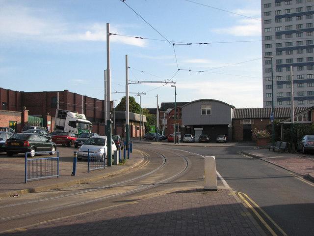 Terrace Street, Hyson Green