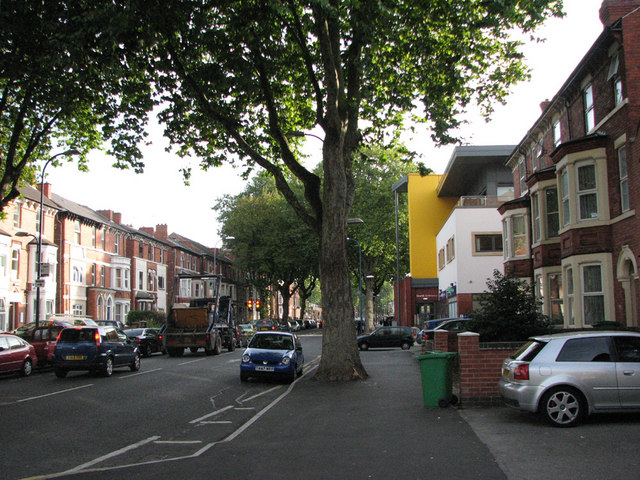 Gregory Boulevard, Hyson Green