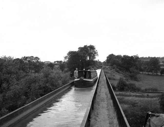 Edstone Aqueduct, Stratford-upon-Avon Canal