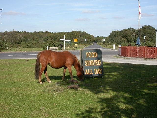 Wootton, notice board