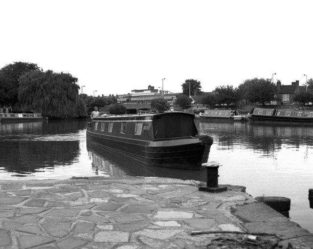 Canal Basin, Stratford-upon-Avon