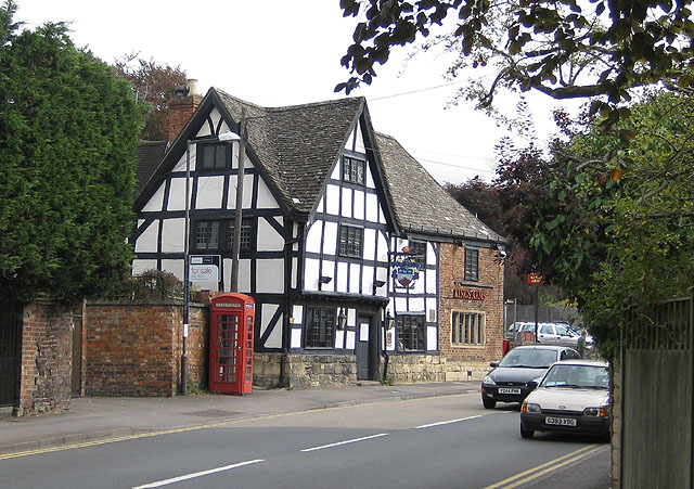 Kings Arms, Prestbury High Street