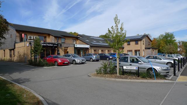 Medical Centre, Perrydown, Beanhill, Milton Keynes.