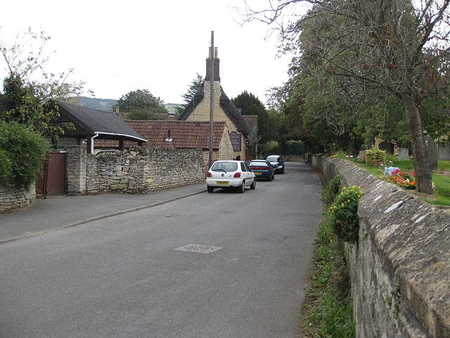 Mill Street, Prestbury